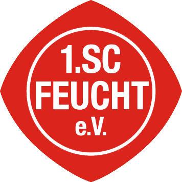 Escudo de 1 SC FEUCHT (ALEMANIA)