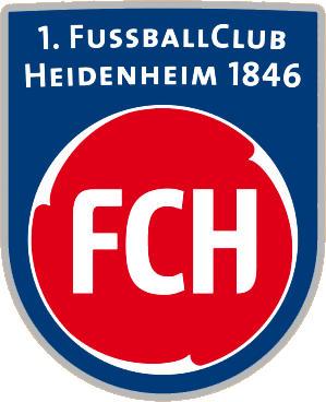 Escudo de 1. FC HEIDENHEIM 1846 (ALEMANIA)