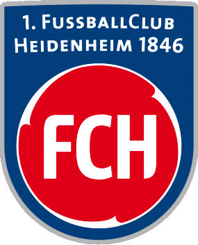 Escudo de 1. FC HEIDENHEIM (ALEMANIA)
