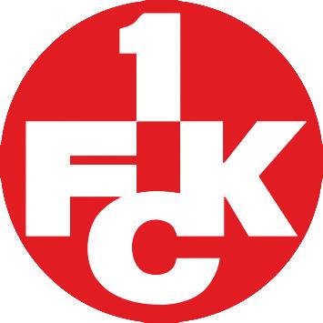 Escudo de 1. FC KAISERSLAUTERN (ALEMANIA)