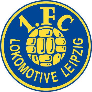 Escudo de 1. FC LOKOMOTIVE LIEPZIG (ALEMANIA)