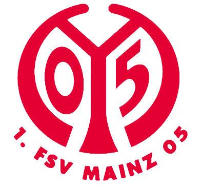 Escudo de 1. FSV MAINZ 05 (ALEMANIA)