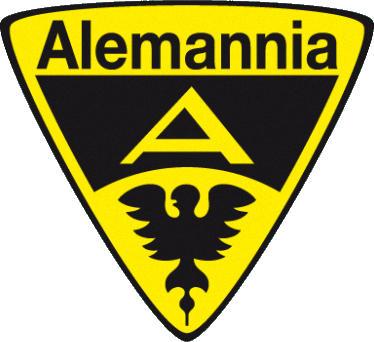 Escudo de ALEMANNIA AACHEN 1900 (ALEMANIA)