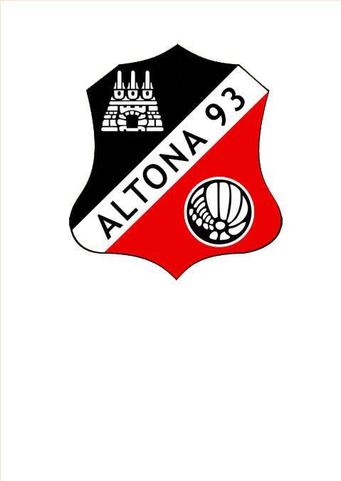 Escudo de ALTONA 93 (ALEMANIA)