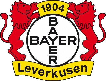 Escudo de BAYERN 04 LEVERKUSEN (ALEMANIA)