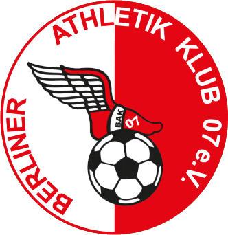 Escudo de BERLINER A.K. 07 (ALEMANIA)