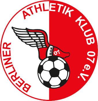 Escudo de BERLINER AK 07 (ALEMANIA)