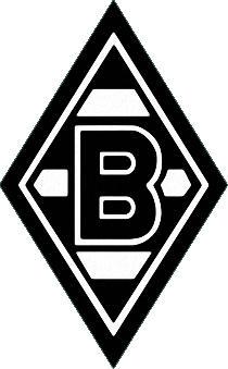 Escudo de BORUSSIA VFL 1900 MONCHENGLADBACH (ALEMANIA)