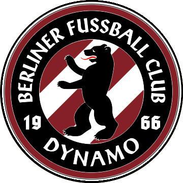 Escudo de DYNAMO DE BERLÍN F.C. (ALEMANIA)
