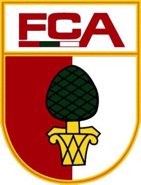 Escudo de F.C. AUGSBURG 1907 (ALEMANIA)