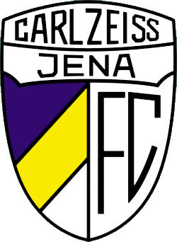 Escudo de F.C. CARL ZEISS JENA (ALEMANIA)