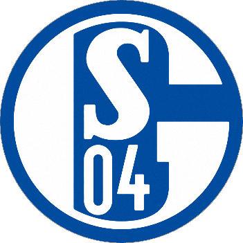 Escudo de F.C. SCHALKE 04 (ALEMANIA)