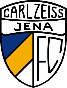 Escudo de FC CARL ZEISS JENA (ALEMANIA)