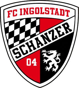 Escudo de FC INGOLSTADT 04 (ALEMANIA)