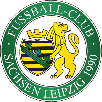 Escudo de FC SACHSEN LEIPZIG 1990 (ALEMANIA)