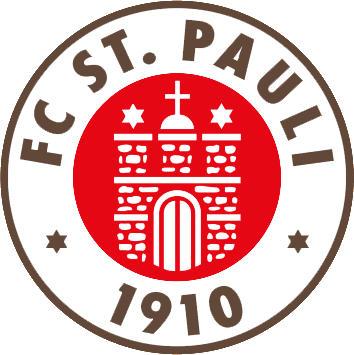 Escudo de FC ST. PAULI (ALEMANIA)