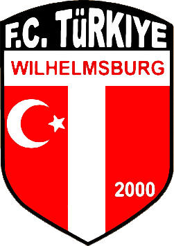 Escudo de FC TÜRKIYE WILHELMSBURG (ALEMANIA)