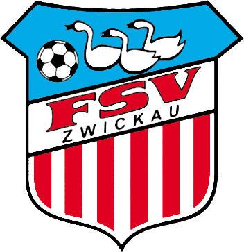 Escudo de FSV ZWICKAU (ALEMANIA)