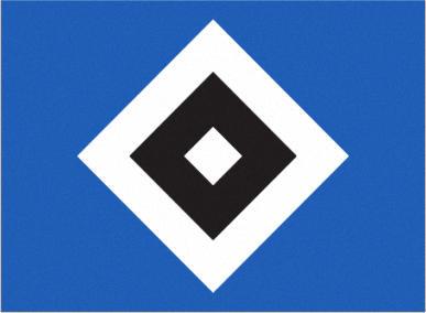 Escudo de HAMBURGER SV (ALEMANIA)