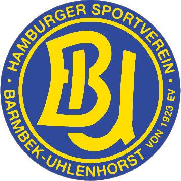 Escudo de HSV BARMBEK-UHLENHORST (ALEMANIA)