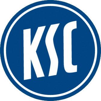 Escudo de KARSLRUHER SC (ALEMANIA)