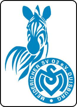 Escudo de MSV DUISBURGO (ALEMANIA)