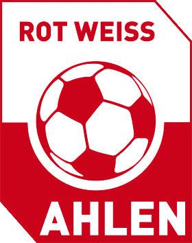 Escudo de ROT WEISS AHLEN (ALEMANIA)