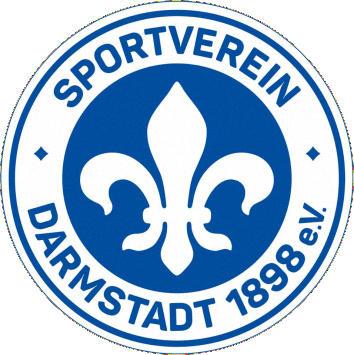 Escudo de S.V. DARMSTADT (ALEMANIA)