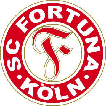 Escudo de SC FORTUNA KÖLN (ALEMANIA)
