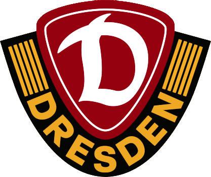 Escudo de SG DINAMO DRESDEN (ALEMANIA)