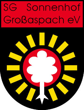 Escudo de SG SONNENHOF GROBASPACH EV (ALEMANIA)