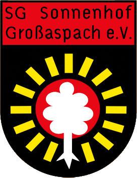 Escudo de SG SONNENHOF GROBASPACH (ALEMANIA)