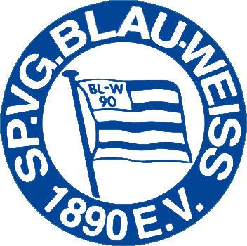 Escudo de SP.VG BLAU-WEISS (ALEMANIA)