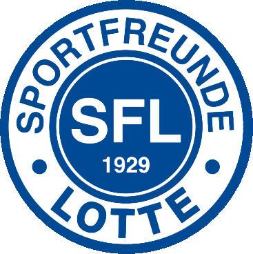 Escudo de SPORTFREUNDE LOTTE (ALEMANIA)
