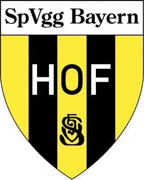 Escudo de SPVGG BAYERN HOF (ALEMANIA)