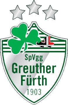 Escudo de SPVGG GREUTHER (ALEMANIA)