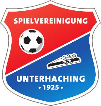 Escudo de SPVGG UNTERHACHING (ALEMANIA)