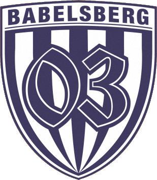 Escudo de SV BABELSBERG 03 (ALEMANIA)