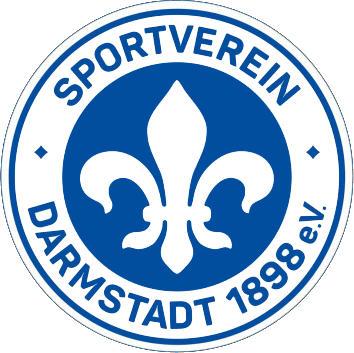 Escudo de SV DARMSTADT 98 (ALEMANIA)