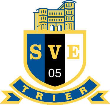 Escudo de SV EINTRACHT TRIER 05 (ALEMANIA)