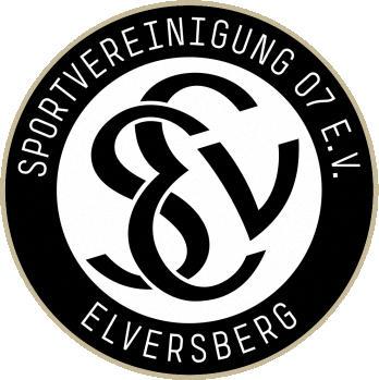 Escudo de SV ELVERSBERG (ALEMANIA)