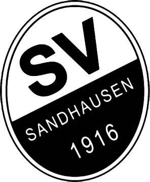 Escudo de SV SANDHAUSEN 1916 (ALEMANIA)