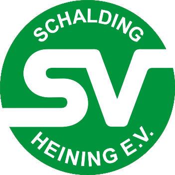 Escudo de SV SCHALDING-HEINING (ALEMANIA)