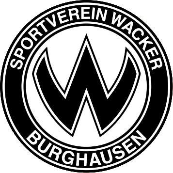 Escudo de SV WACKER BURGHAUSEN (ALEMANIA)