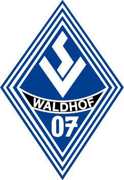 Escudo de SV WALDHOF MANNHEIM (ALEMANIA)