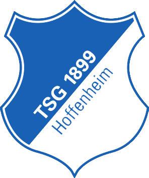 Escudo de TSG 1899 HOFFENHEIM (ALEMANIA)