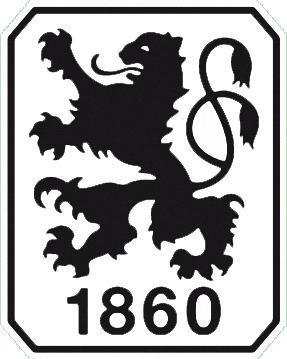 Escudo de TSV 1860 MUNICH (ALEMANIA)