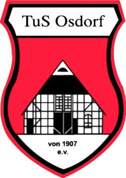 Escudo de TUS OSDORF (ALEMANIA)