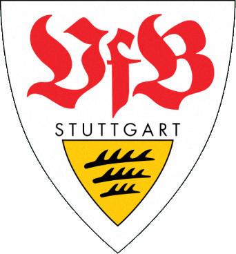 Escudo de VFB  STUTTGART (ALEMANIA)