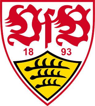Escudo de VFB STUTTGART 1893 (ALEMANIA)